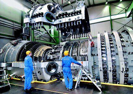 gemicilik-ve-manevra - gaz türbinli makina - Türbinli Makinalar ve Gemi Manevrası