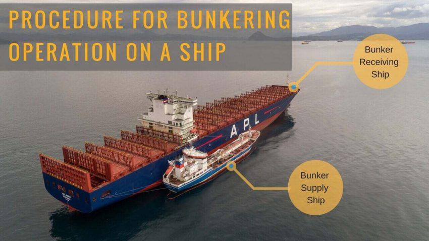 gemilerde yakıt alım işlemi