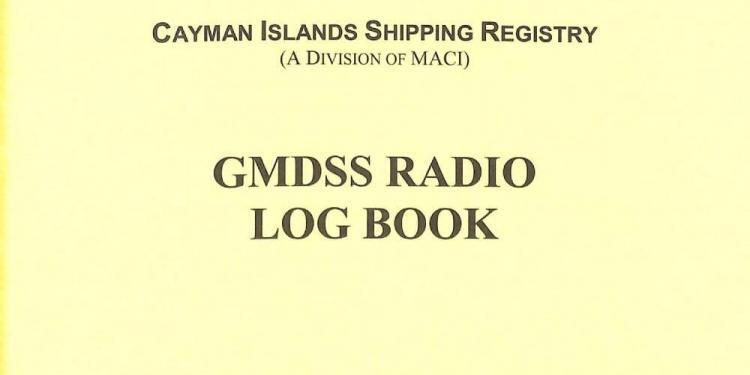 goc-gmdss - gmdss jurnali 750x375 - GMDSS Jurnaline Yazılması Gereken Test ve Kayıtlar