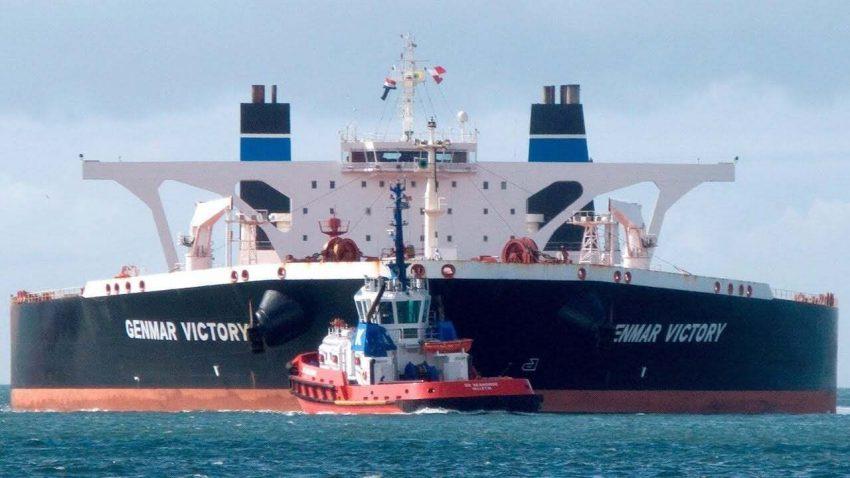 ham petrol gemisi