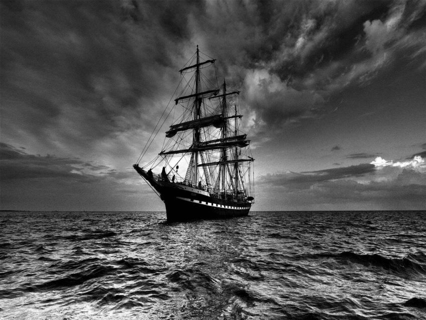 hayalet gemi