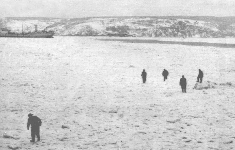 ilginc - istanbulda buz - İstanbul Boğazı Nasıl Buz Tuttu?