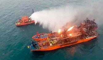 Kerçte Kurtarılan Denizciler Türkiye'ye Gönderildi
