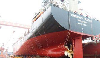 konteyner gemisi