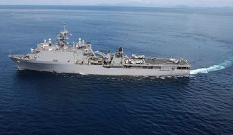 Amerikan Savaş Gemisi Karadenize İlerliyor