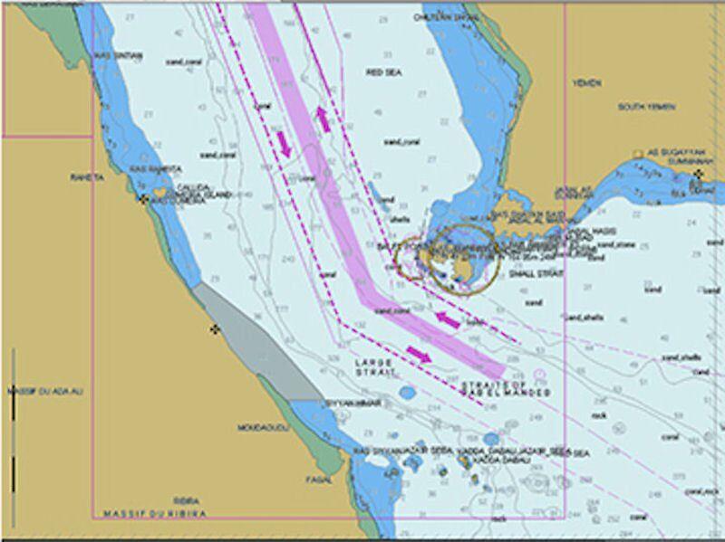 deniz-kultur - Bab el Mandeb Boğazı - Dünyanın Önemli Boğaz ve Kanalları