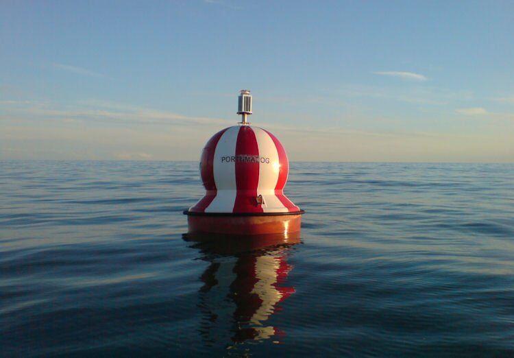 seyir - Emniyetli Su Şamandırası - IALA Şamandıra Sistemleri