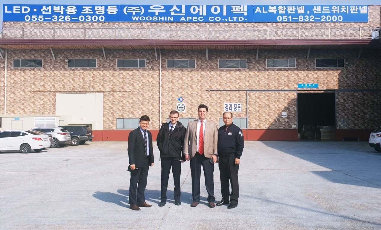 sektorel, haberler - ISGEM Güney Kore 2 - ISGEM Güney Kore'de 10 İmza Birden Attı