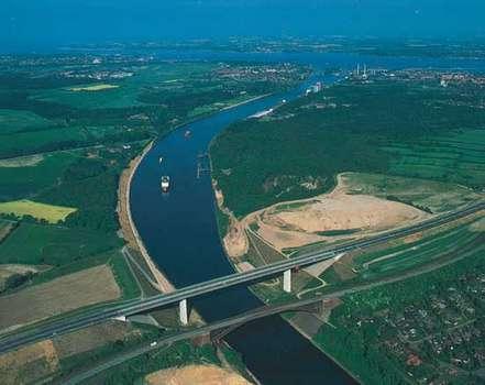 deniz-kultur - Kiel Kanalı - Dünyanın Önemli Boğaz ve Kanalları