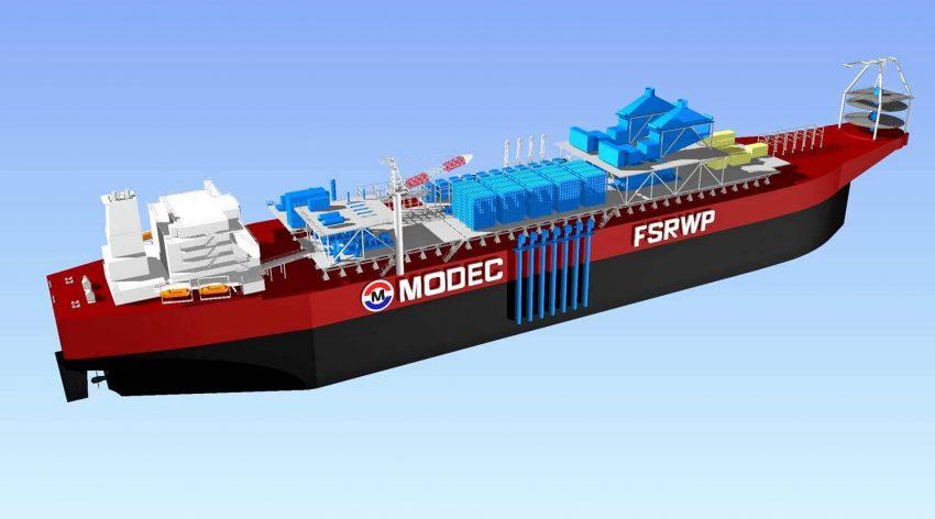 Yüzer Petrol Rafineri Gemileri