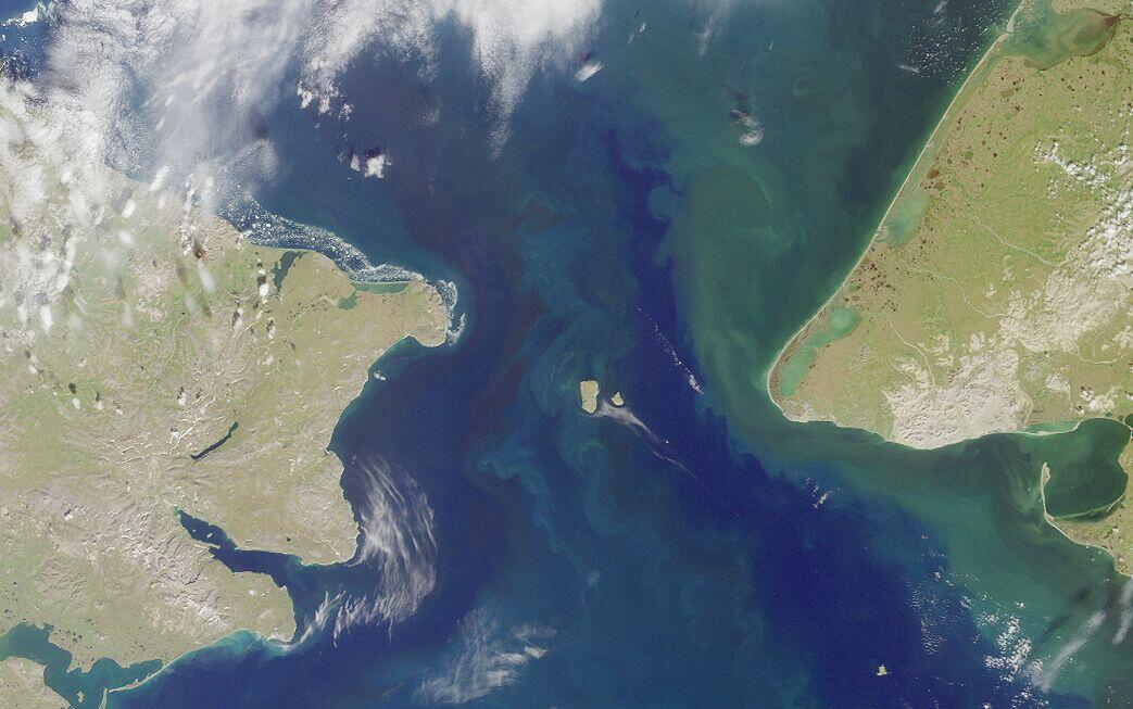 deniz-kultur - bering boğazı - Dünyanın Önemli Boğaz ve Kanalları