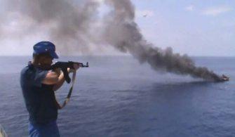 denizde korsanlık
