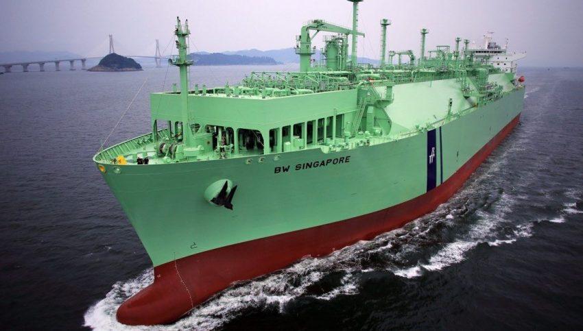doğalgaz gemileri