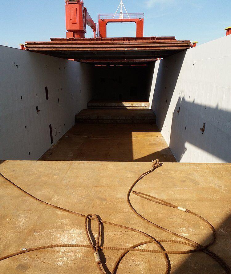 uncategorized - eser - M/V Eser Gemisinde Kokain Yakalandı