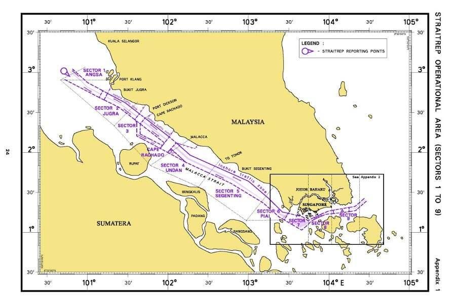 deniz-kultur - malacca boğazı - Dünyanın Önemli Boğaz ve Kanalları