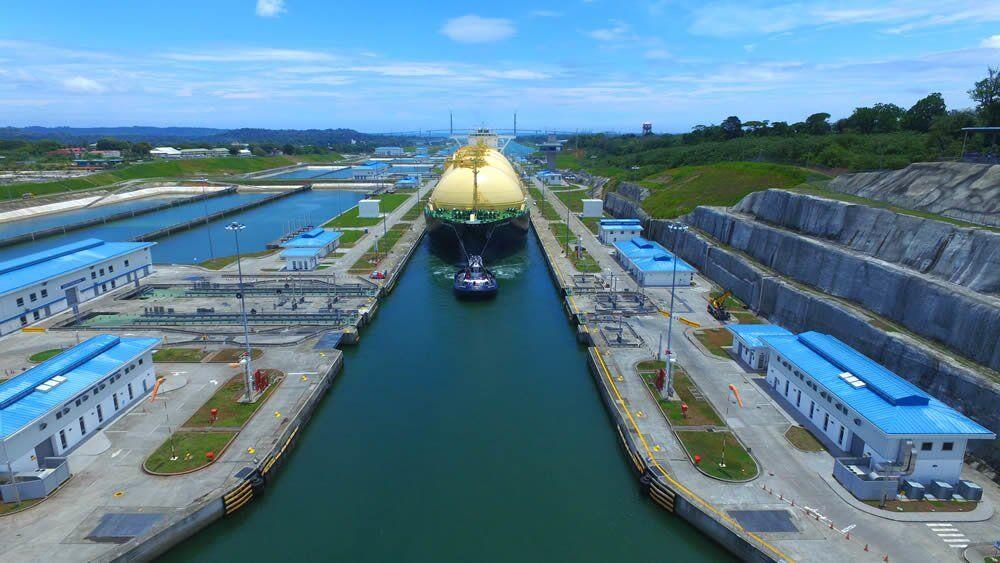 deniz-kultur - panama kanalı - Dünyanın Önemli Boğaz ve Kanalları