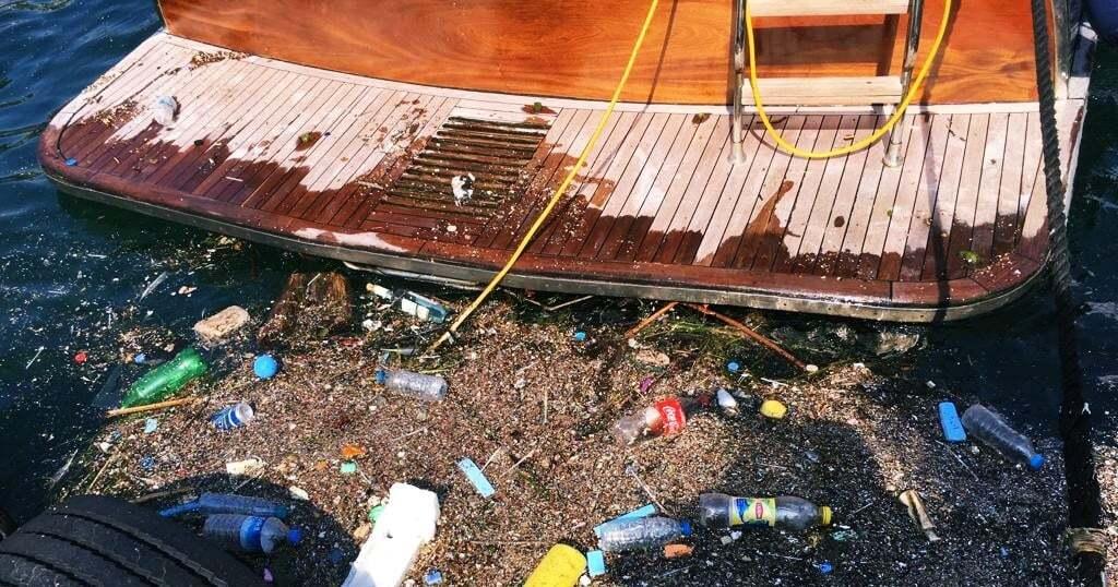 ilginc, deniz-kultur - stanbul Deniz Kirliliği - Geçmişte İstanbul'da Yüzen Evler Vardı