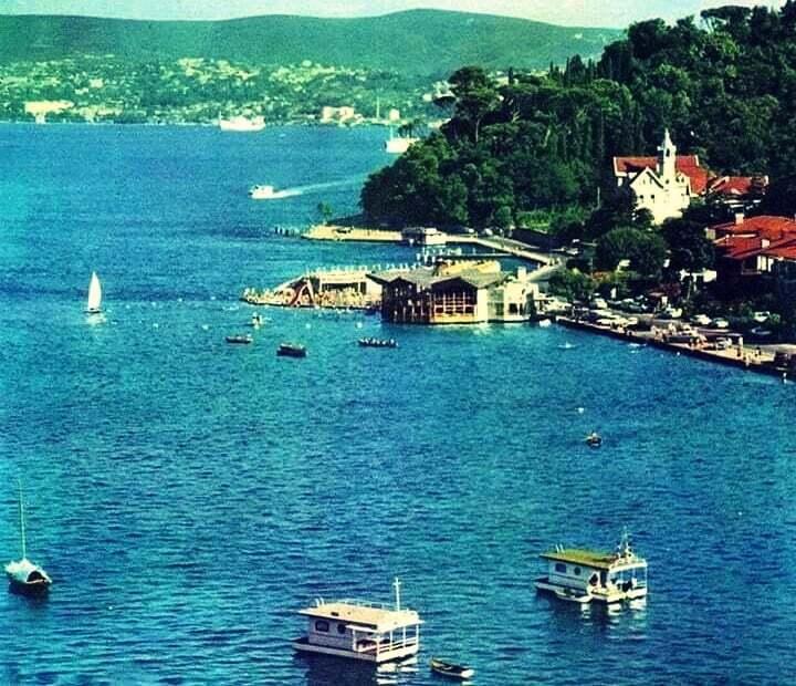 ilginc, deniz-kultur - stanbul Yüzen Evler 2 - Geçmişte İstanbul'da Yüzen Evler Vardı