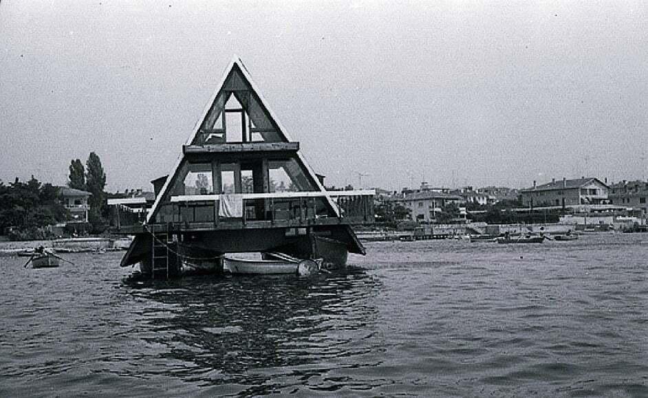 ilginc, deniz-kultur - stanbulun Yüzen Evleri 1 - Geçmişte İstanbul'da Yüzen Evler Vardı