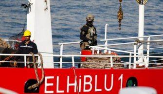 Kaçırılan Elhiblu 1 tankerinin kaptanı konuştu