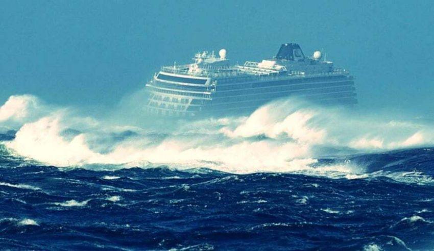 haberler, gundem - Viking Sky Yolcu Gemisi 850x492 - Yolcuların Paniği Kamerada