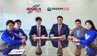 ISGEM Kore'de Dev Bir Anlaşma Daha Yaptı!