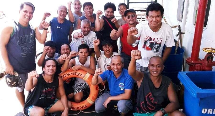 sektorel, haberler - Filipinli Denizciler - Filipinli Denizciler Ülkelerine 6 Milyar Dolar Gönderdi