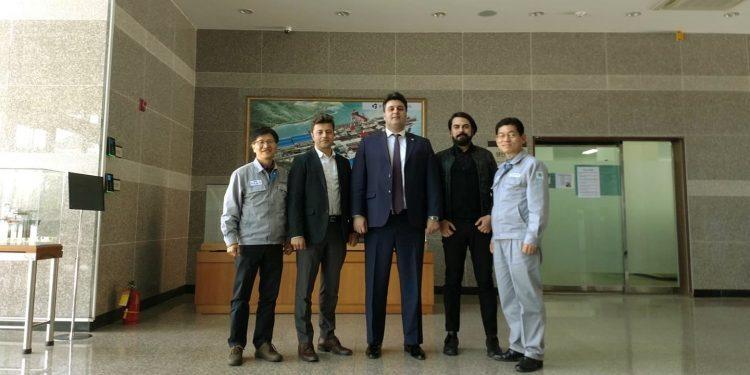 Isgem'den Koreli Tersaneler ve Üreticilerle Yeni Işbirliktelikleri