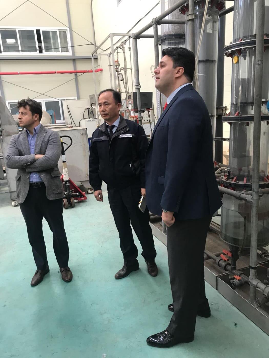 sektorel, haberler - ISGEM Güney Kore Temasları Devam Ediyor 7 - Isgem'den Koreli Tersaneler ve Üreticilerle Yeni Işbirliktelikleri