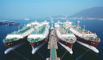 LNG and LPG Tankers