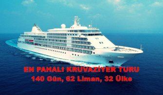 ilginc, etkinlikler, deniz-kultur - Mavi Tur Ücretleri En Pahalı Mavi Tur 335x195 - En Pahalı Kruvaziyer Turu 140Gün 62Liman 32Ülke