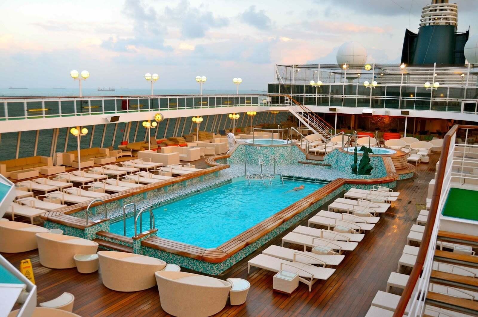ilginc, etkinlikler, deniz-kultur - SilverSea Cruiser - En Pahalı Kruvaziyer Turu 140Gün 62Liman 32Ülke