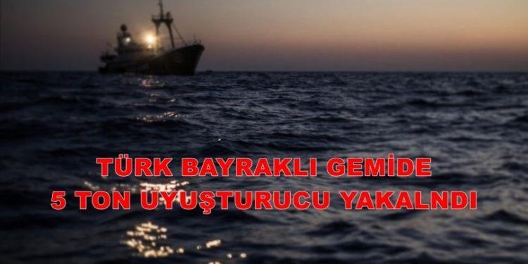 Uyuşturucu Operasyonu Türkiye