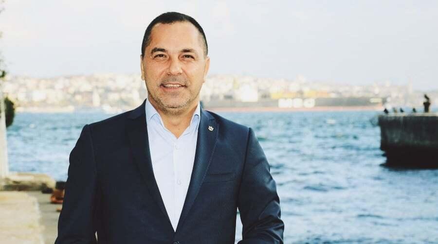 haberler, gundem, deniz-kultur - DTO İzmir Şube Başkanı Yusuf Öztürk - Emektar Vapur İzmir'de Yüzer Kütüphane Olacak