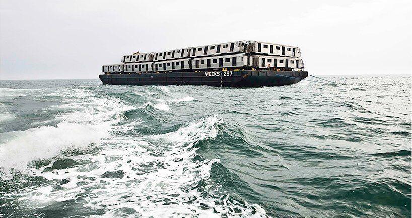 ilginc, haberler - Hurda Vagon 1 - Hurda Metro Vagonları Balıklara Yuva Oldu