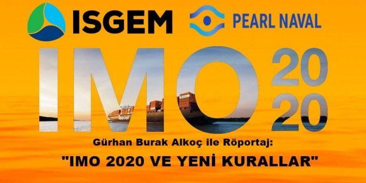 IMO 2020 Kuralları ISGEM