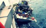 Şok Görüntüler Türk Balıkçıya Ateş Açıldı