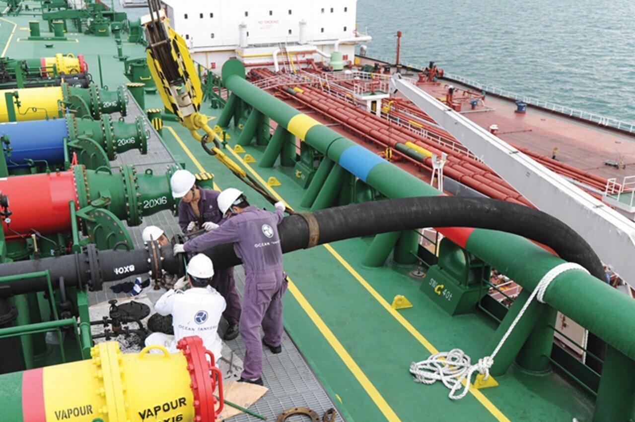 teknik-bilgiler, dersler - gemide yakıt alım işlemi - Gemi Yakıtları için Temel Bilgiler