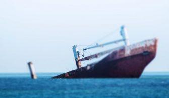 Gemi Battı Haber