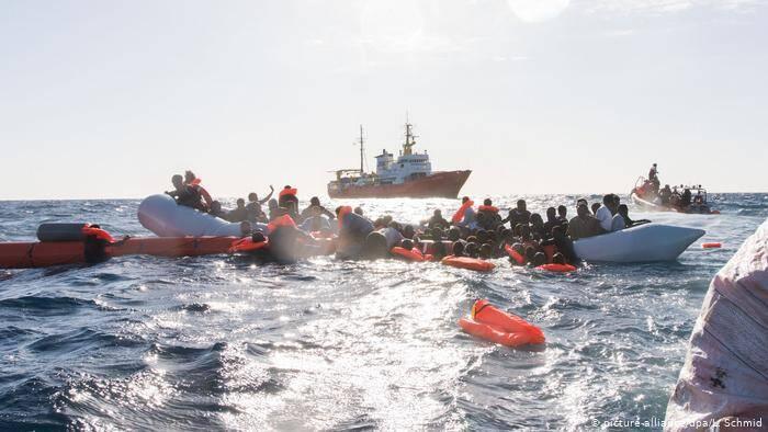 Göçmen Kurtaranlara Ağır Ceza