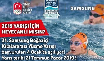 boğaziçi yüzme yarışması