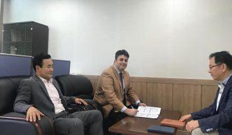 ISGEM Grup Ortaklık Anlaşmalarına Güney Kore'li Jeonjin-Marin Stellar'ı Dahil Etti