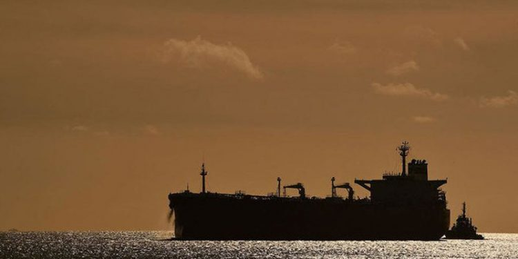 İngiliz petrol gemisi