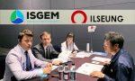 sektorel, haberler - ISGEM Güney Kore Anlaşma 150x90 - ISGEM Güney Kore'li Ilseung ile İşbirlikteliği Anlaşması İmzaladı