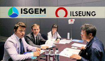ISGEM Güney Kore'li Ilseung ile İşbirlikteliği Anlaşması İmzaladı