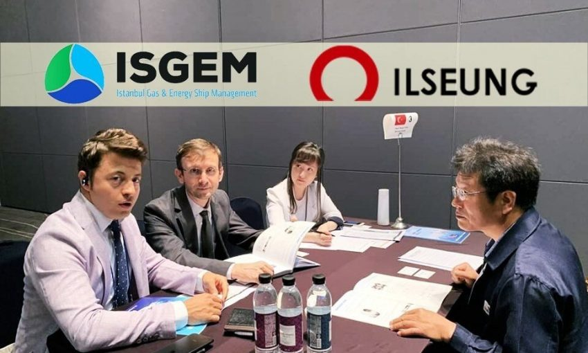ISGEM Güney Kore Anlaşma