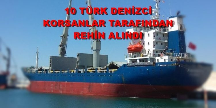 Gine Körfezi'nin Nijerya açıklarında M/V Paksoy-1 isimli bir Türk gemisi korsanların saldırısına uğradı.
