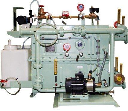 sektorel, haberler - Sewage Treatment Plant Fresh Water Generator ve Oil Purufier 2 - ISGEM Güney Kore'li Ilseung ile İşbirlikteliği Anlaşması İmzaladı