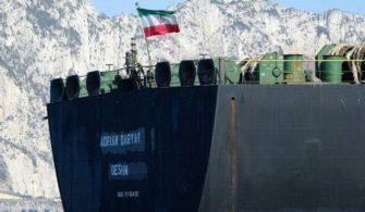 haberler - Adrian Darya 1 335x195 - İran Tankeri Yunanistana Gidiyor