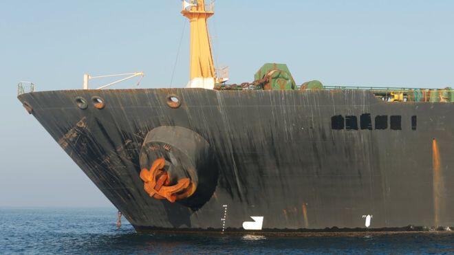 haberler - Grace 1 Tankeri - İran Tankerine Yakalama Kararı
